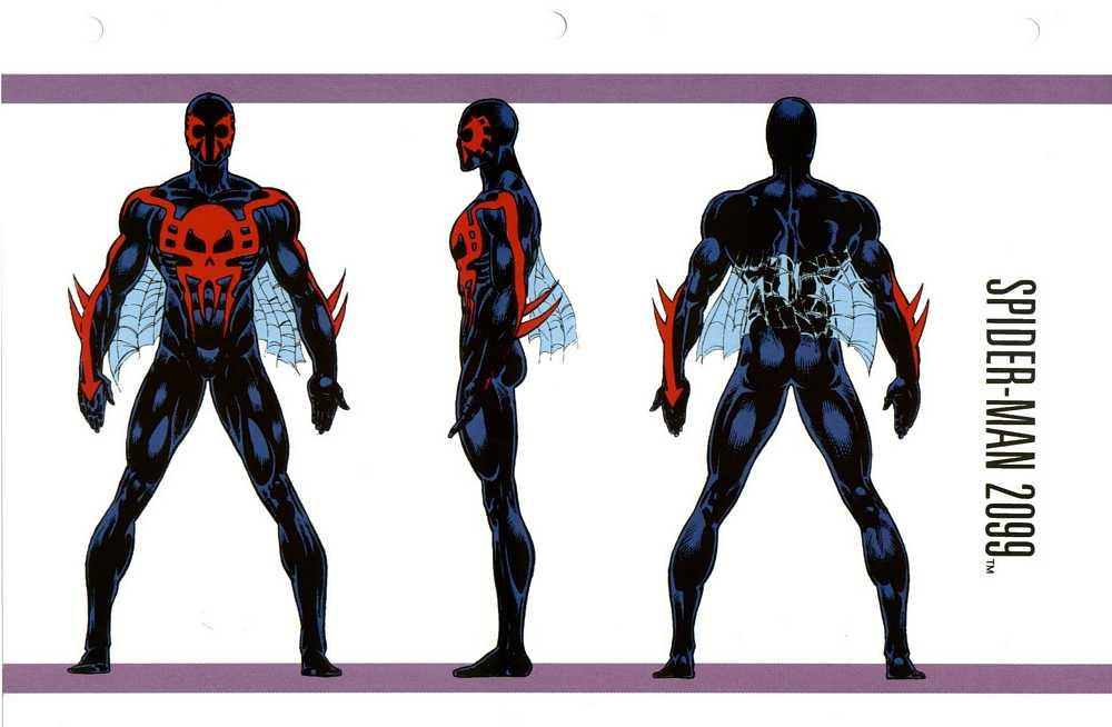Spiderman 2099: SPIDER-MAN 2099: GENESIS TPB