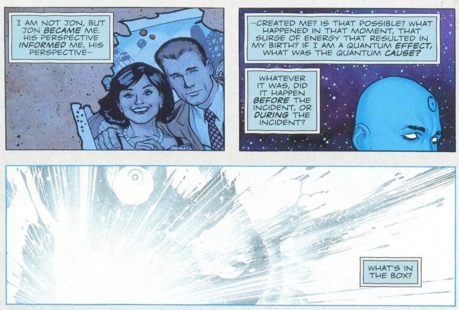 Before Watchmen Dr Manhattan 1 Comics Anonymous