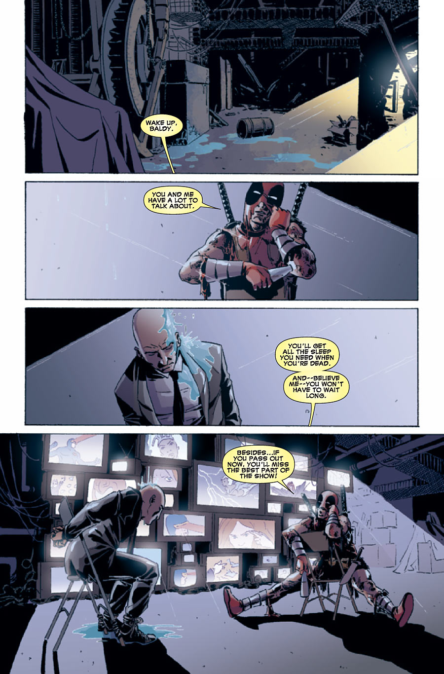 X 23 Daken The Deadpool killing s...