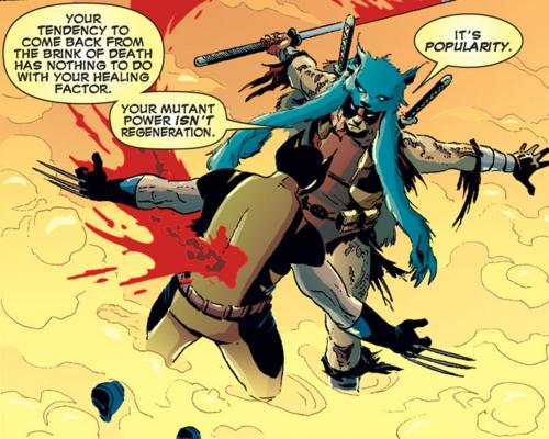 DEADPOOL KILLS THE MARVEL UNIVERSE #3   Comics Anonymous X 23 Daken