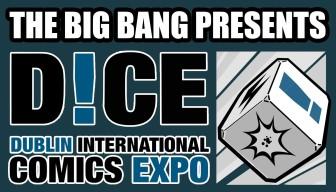 Dublin International Comic Expo (D.I.C.E.) 2012