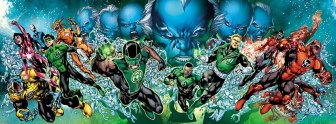 Rise of the Third Army - The Lanterns #13's