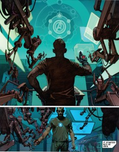 Avengers - Opena art