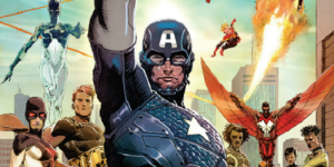 Avengers members - take 2