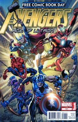 Avengers: Age of Ultron #0.1 FCBD 2012