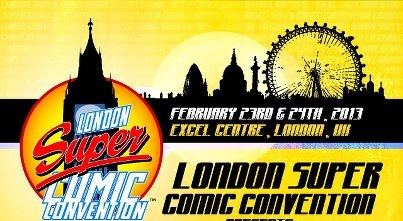 London Super Comic Con 2013