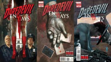 Daredevil: End of Days 3-5
