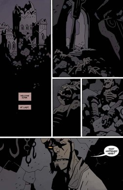 Hellboy in Hell #3