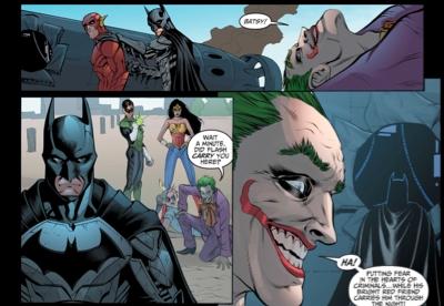 Injustice Gods Among Us 1 Comics Anonymous