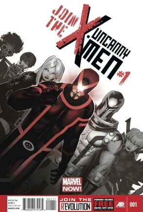 Uncanny X-Men #1 Marvel Now!