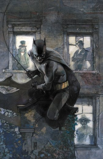 Batman: The Dark Knight Annual #1