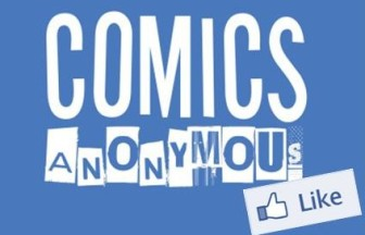 Comic Anonymous FB Likes