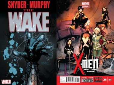 The Wake #1 and X-Men #1
