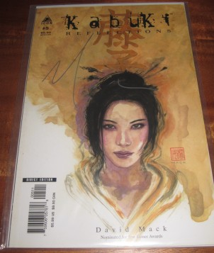 Kabuki: Reflections #5