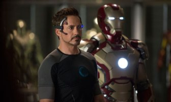 "Tony Stark - ""I AM IRON MAN!"""