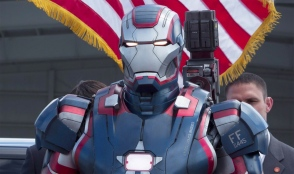 James Rhodes - Iron Patriot
