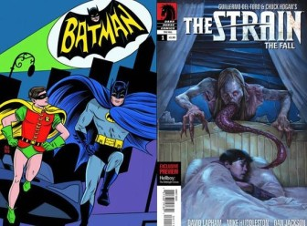 Batman 66 #1 and The Strain: The Fall #1