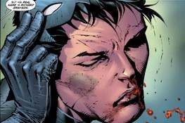 Nightwing unmasked...