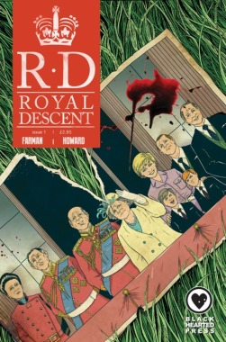 Royal Descent #1