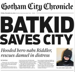Batkid Saves City