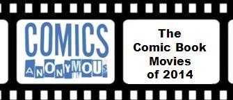 Comic Book Movies 2014