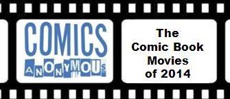 Comic Book Movies 2014