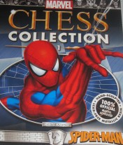 Chess Collection #1 - Spider-Man
