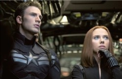 Cap & Black Widow