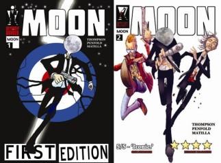 Moon #1 & #2