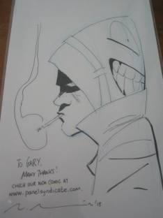 Marcos Martin sketch