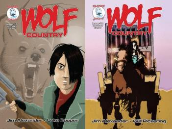 Wolf Country 1 and 2