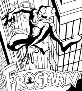 Frogman