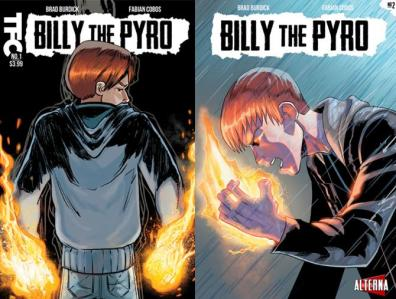 Billy The Pyro