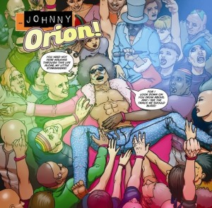 Johnny Orion