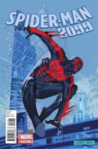 Spider-Man 2099 Vol 2 #1
