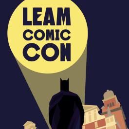 Leam Comic Con 2015
