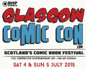 Glasgow Comic Con 2015
