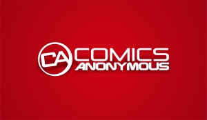 Comics Anonymous Logo
